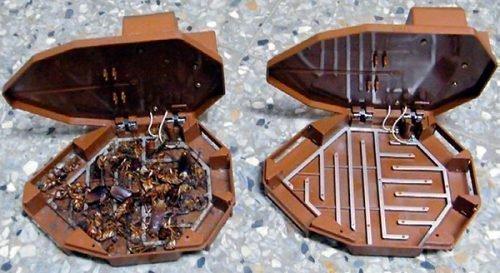 Электрические ловушки для муравьев