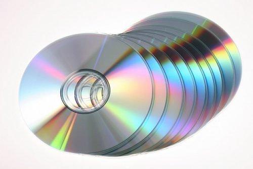 Использованные CD