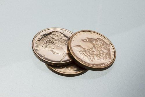 Медные монетки