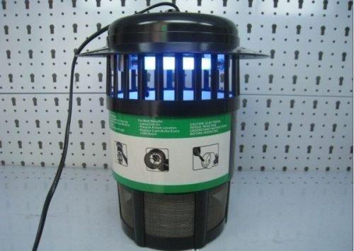 Электронная ловушка для комаров
