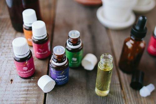 Эфирные масла