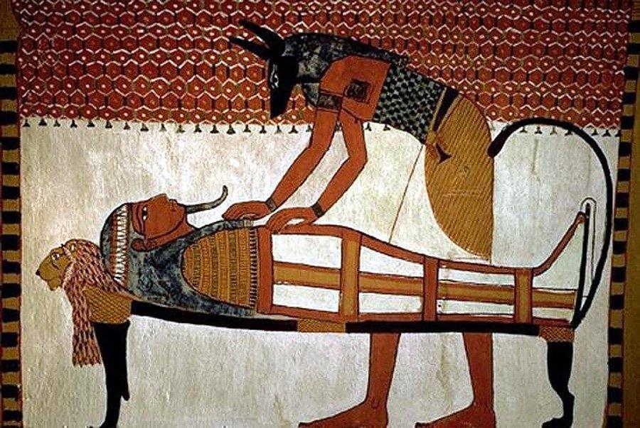 Вши в Древнем Египте