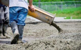 Как подобрать антисептик для защиты бетона от плесени?