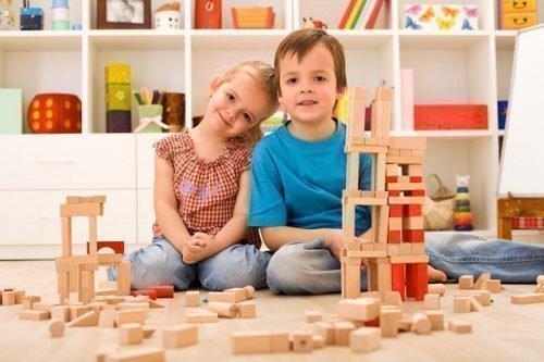 Дети в квартире
