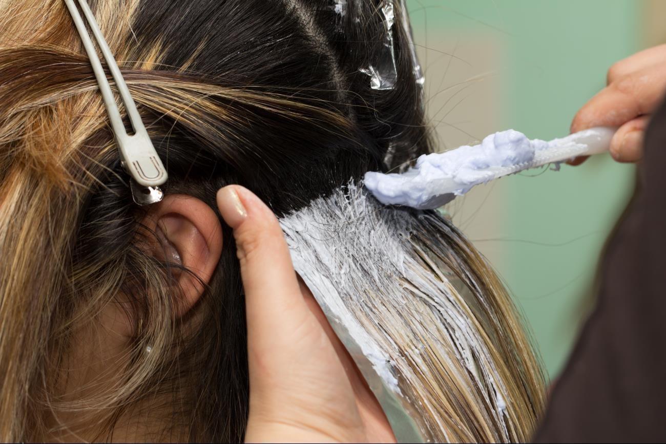 убить гнид утюжком для волос