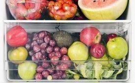 Правильное хранение фруктов