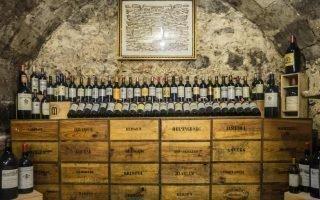 Храним вино правильно
