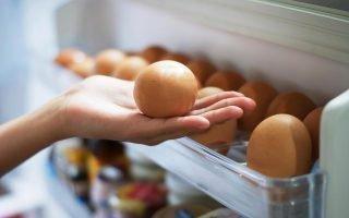 Срок хранения яиц в холодильнике