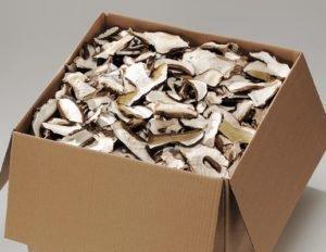 Хранение а картонной коробке